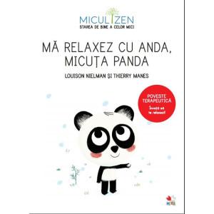 Micul Zen. Mă relaxez cu Anda, Micuța Panda