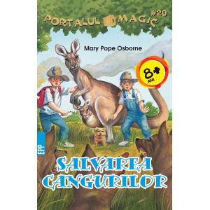 Portalul magic 20. Salvarea cangurilor