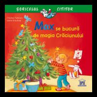 Max se bucură de magia Crăciunului