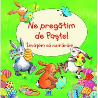 Ne pregătim de Paște - Învățăm să numărăm