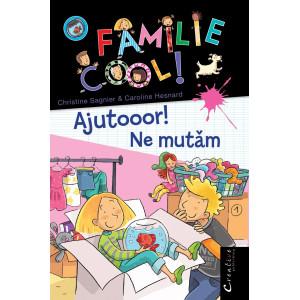 O familie cool - Vol I - Ajutooor! Ne mutăm