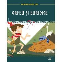 Mitologia. Orfeu și Euridice