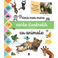 Prima mea mare carte ilustrată cu animale