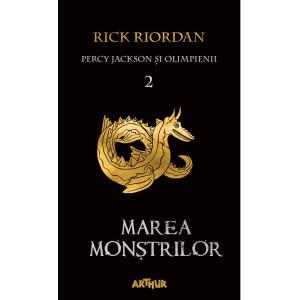 Percy Jackson şi Olimpienii. Marea Monştrilor. 2