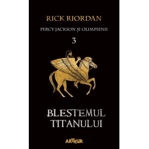 Percy Jackson și Olimpienii. Blestemul Titanului. 3