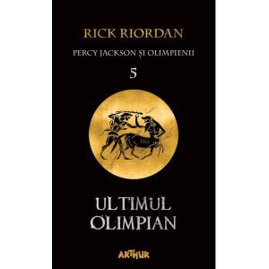 Percy Jackson și Olimpienii. Ultimul Olimpian. 5