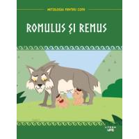 Mitologia. Romulus și Remus