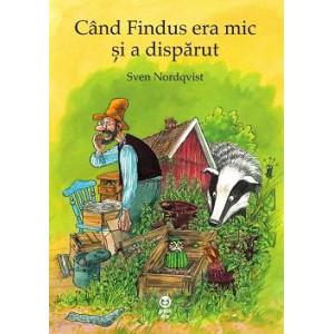 Când Findus era mic și a dispărut