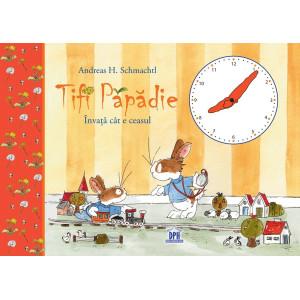 Tifi Păpădie - Învață cât e ceasul