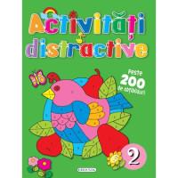 Activități distractive - Peste 200 abțibilduri (#2)