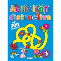 Activități distractive - Peste 200 abțibilduri (#3)