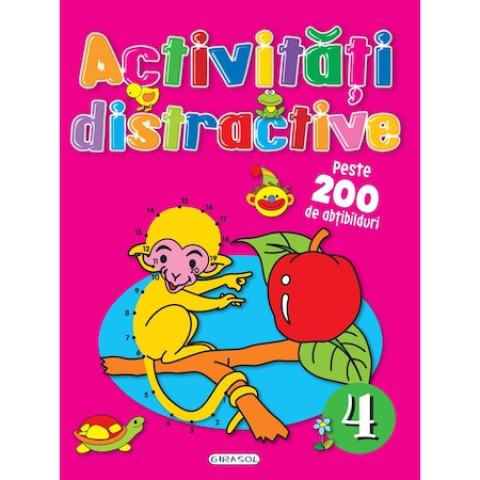 Activități distractive - Peste 200 abțibilduri (#4)