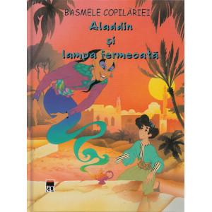 Basmele copilăriei - Aladdin și lampa fermecată