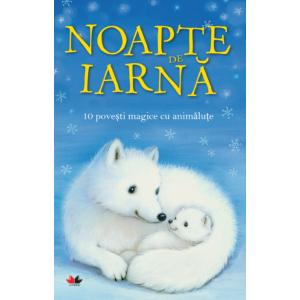Noapte de iarnă. 10 povești magice cu animăluțe