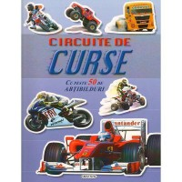 Caută și lipește - Circuite de curse