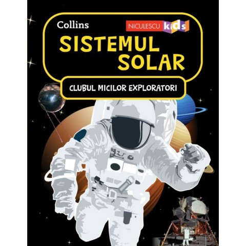 Clubul Micilor Exploratori: Sistemul Solar