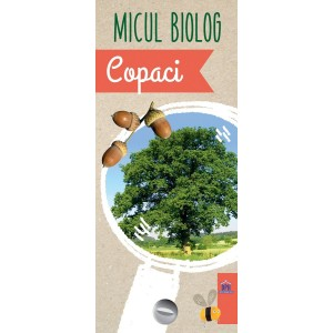 Micul biolog - Copaci - Jetoane