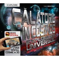 Călătorie în cosmos. Explorează universul în realitatea augmentată!