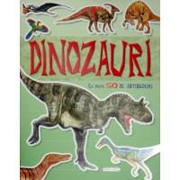 Caută și lipește - Dinozauri