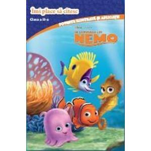 Disney. În cautarea lui Nemo. Îmi place să citesc. Clasa a II-a