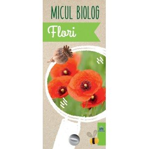 Micul biolog - Flori - Jetoane