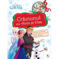 Regatul de gheață. Crăciunul cu Anna și Elsa