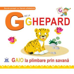 G de la ghepard