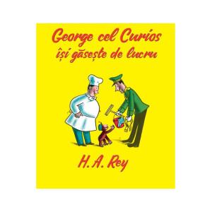George cel curios își găsește de lucru
