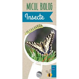 Micul Biolog - Insecte-jetoane