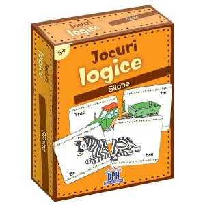 Jocuri logice - Silabe-jetoane