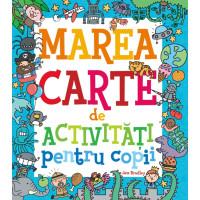 Marea carte de activități pentru copii