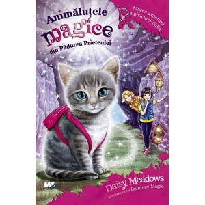 Marea aventură a pisicuței Bella (Animaluțe magice)