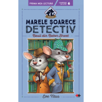 Marele șoarece detectiv. Basil din Baker Street