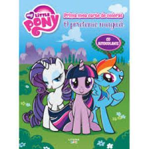 My Little Pony. O prietenie magică. Prima mea carte de colorat