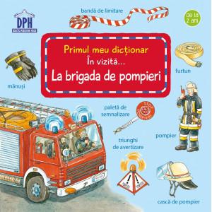 În vizită la Brigada de Pompieri