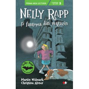 Nelly Rapp și fantoma din magazin. Campion la citit (nivelul 5)