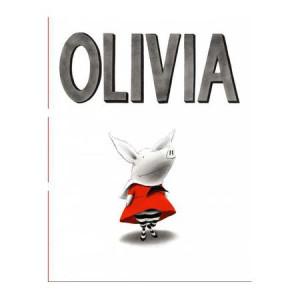 Olivia. Cartea Cu Genius (cartonată)