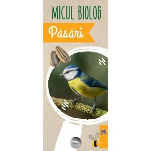 Micul Biolog - Păsări-jetoane