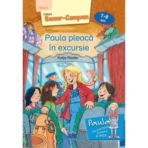 Paula pleacă în excursie - Nivelul 3