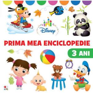 Disney Baby. Prima mea enciclopedie - 3 ani