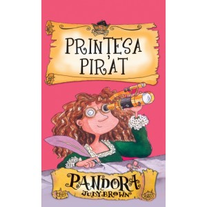 Prințesa pirat. Pandora
