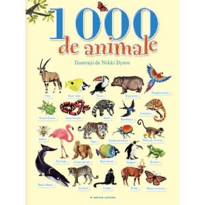 1000 de animale