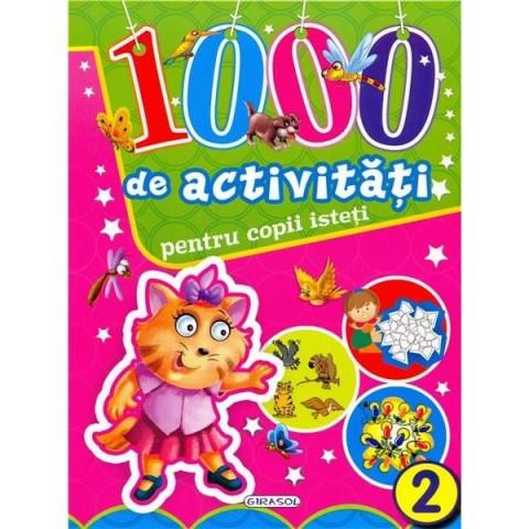 1000 de activități pentru copii isteți 2