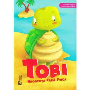 Tobi, broscuța fără frică