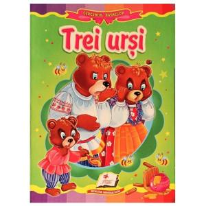 Trei urși - Curcubeul basmelor