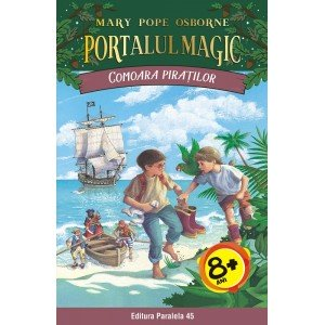 Portalul magic 4. Comoara Piraților