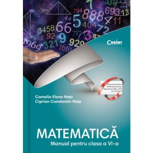 Matematică - Manual pentru clasa a VI-a