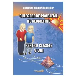 Culegere de probleme de geometrie - Clasele 5-8