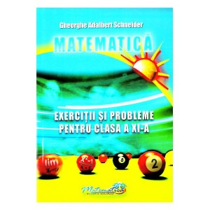 Matematică - Clasa 11 - Exerciții și probleme