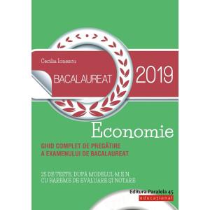 Bacalaureat 2019. Economie